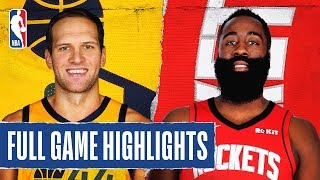 JAZZ at ROCKETS | FULL GAME HIGHLIGHTS | February 9, 2020