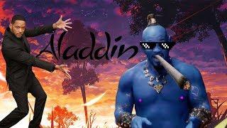 Will Smith El Nuevo Mago de Aladdin