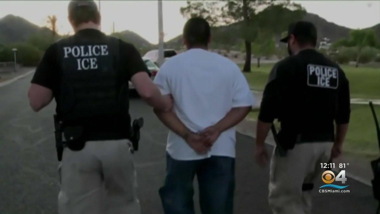 Ice To Begin Nationwide Immigration Raids Sunday - YouTube