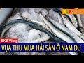Vựa thu mua hải sản ở Nam Du | Viet Nam Life and Travel | BKB CHANNEL