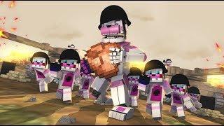 Minecraft FNAF- Funtime Freddy