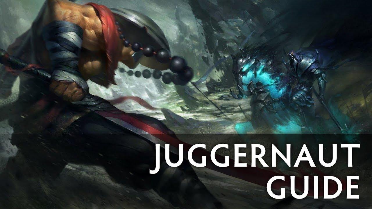 Dota 2 Guide – Juggernaut