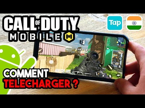 Comment Télécharger / Installer Call Of Duty Mobile Android (Tap Tap Apk Uptodown VPN Gratuit FREE)