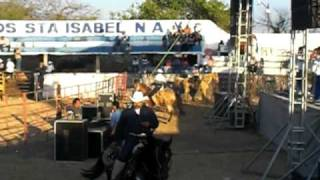 Santa Isabel Nayarit fiestas de Mayo 2010