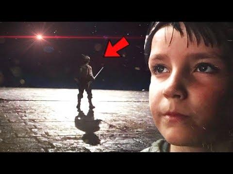 Download Youtube: La Verdadera Identidad del Niño del Final de Star Wars Episodio 8 Los últimos Jedi