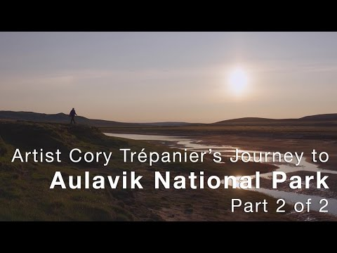 Artist Cory Trépanier's Journey to Aulavik National Park  PART 2 of 2