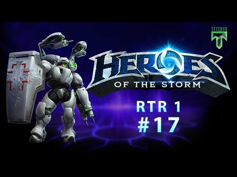 Road Back to Rank 1 - Lt. Morales - Ep.17 - Heroes of the Storm Gameplay
