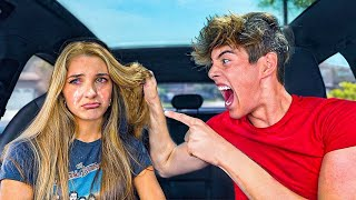 BEING MEAN TO MY FRIENDS FOR 24 HOURS!!