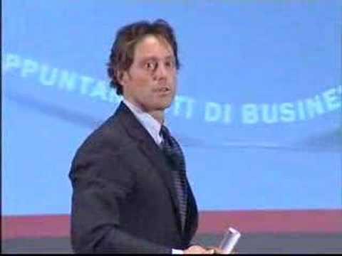 Luca Luciani incita i venditori TIM