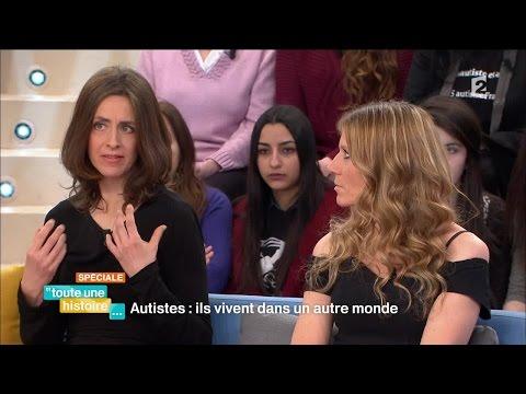 Autistes : ils vivent dans un autre monde - #REPLAY #touteunehistoire