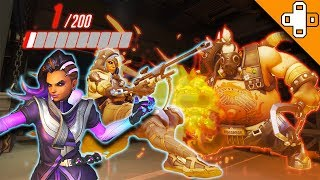 INSANE COMEBACK! - Overwatch Funny & Epic Moments 354