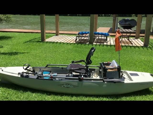 2016 Hobie Pro Angler 12 Kayak Review