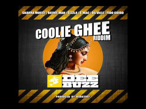 Coolie Ghee Riddim Mix! (Dj CashMoney) [ DEE BUZZ SOUND & HARD2DEF]