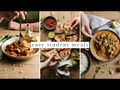 easy vegetarian meals
