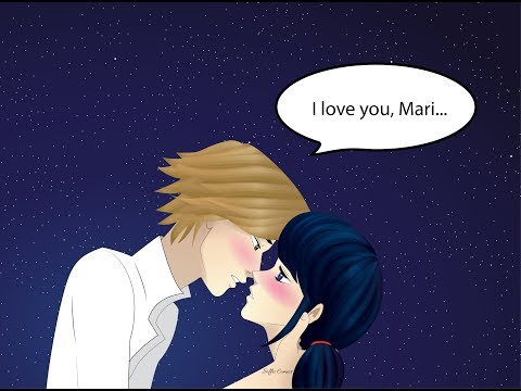 ADRIEN KISSES MARINETTE? [Miraculous Ladybug Comic Complete] English Soffiscomics Season 4