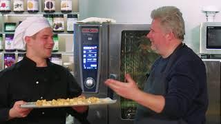 """Pavārraidījums """"Pipars uz mēles"""".  Siltie biešu un ķirbju salāti (04.02.2019.)"""