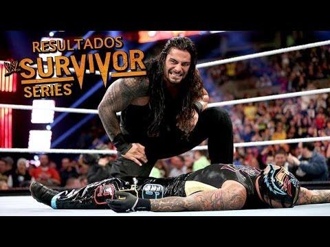 WWE Resultados de Survivor Series 2013 (Platinum / loquendo)