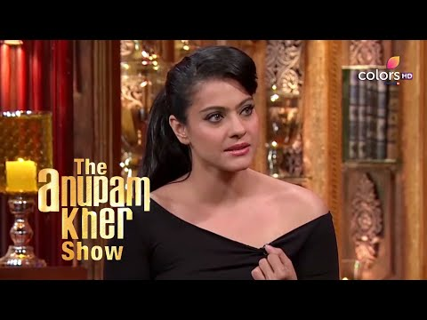 The Anupam Kher Show | Kajol Shares Her Perception For Life And Age