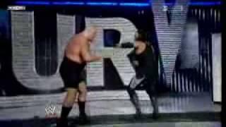 vuclip Survivor Series 2008 Undertaker vs Big Show Casket Match part 3/3...