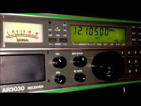 12105 kHz, Radio Dialogue.