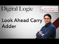 39 Look Ahead Carry Adder