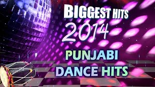 Punjabi Dance Songs - Party Mix 2014 - Punjabi Songs 2014 Latest - Party Mashup - Dj Mix - 2015