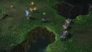 [Rescoring] Starcraft II Game Play Demo - Terran