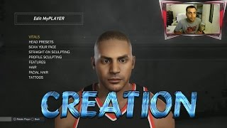 nba 2k17 mycareer creating the best point guard ever 6 2 dcentric shot creator ep 1