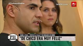 La dura infancia de Abel Ayala - PH Podemos Hablar