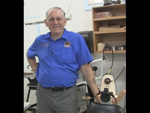 2014-07-05 Basic Spindle Turning (Part 1) by Dan Douthart