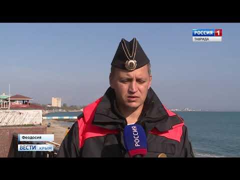 В Крыму проходит рейд ФСБ по соблюдению запрета на вылов рыбы