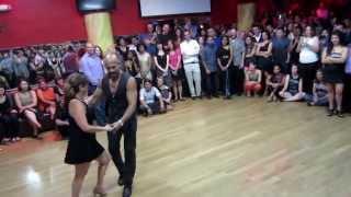 Amateur Salsa Dance Contest & Marriage Proposal!