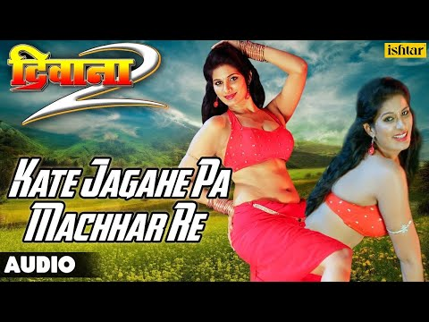 Kate Jagahe Pe Machhar Re Full Bhojpuri Audio Song || Deewana 2 || Rishabh Kashyap & Shikha Mishra