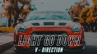 """V-direction"" 