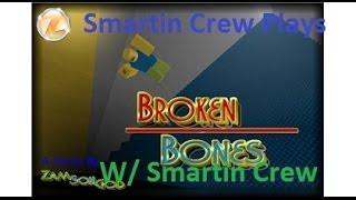 Roblox Broken Bones Episode 1 Part 1 W/ Penguin, Bey, and Bleach