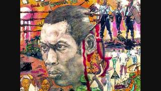 fela kuti nigeria 1977 sorrow tears and blood full album