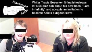 Adie & Shaan Show interview with Travis Besecker