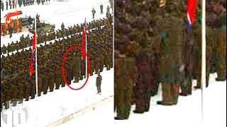 Is North Korea Hiding A GIANT Soldier?
