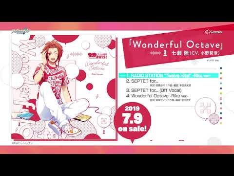 """七瀬陸(IDOLiSH7)/『RADIO STATION """"Twelve Hits!""""』"""