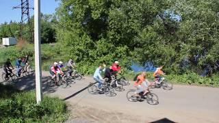 Велопробег Лебедянь 26 мая 2018