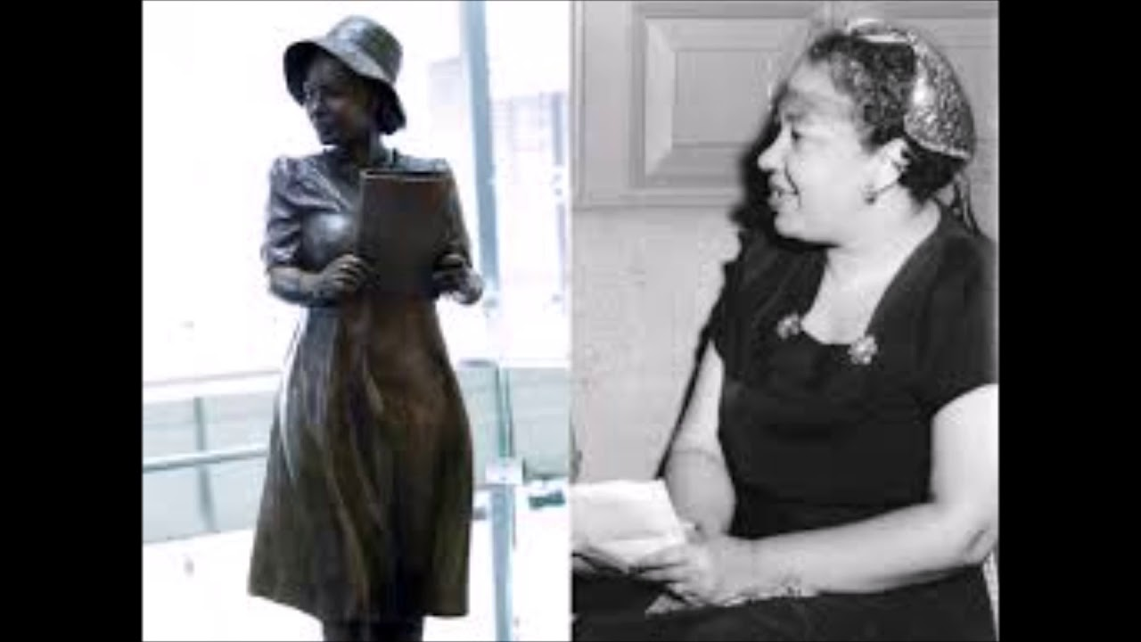 1st Black Female White House Reporter Gets Statue