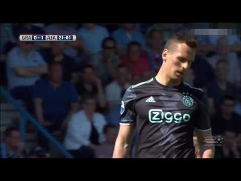 Frank de Boer, la guida definitiva: analisi tattica Ajax De graafschap (08/05/2016)
