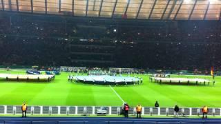 Deutschland gegen Türkei 3:0 in Berlin