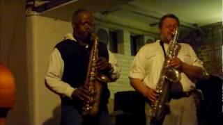 McPhee,Corsano,Edwards,Dunmall @ Cafe Oto 9.03.10