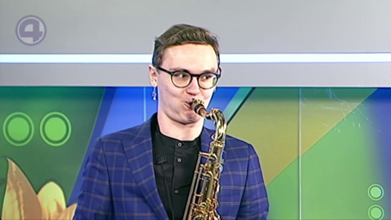 """Музыка: резиденты клуба """"EverJazz"""" 13.08.20"""