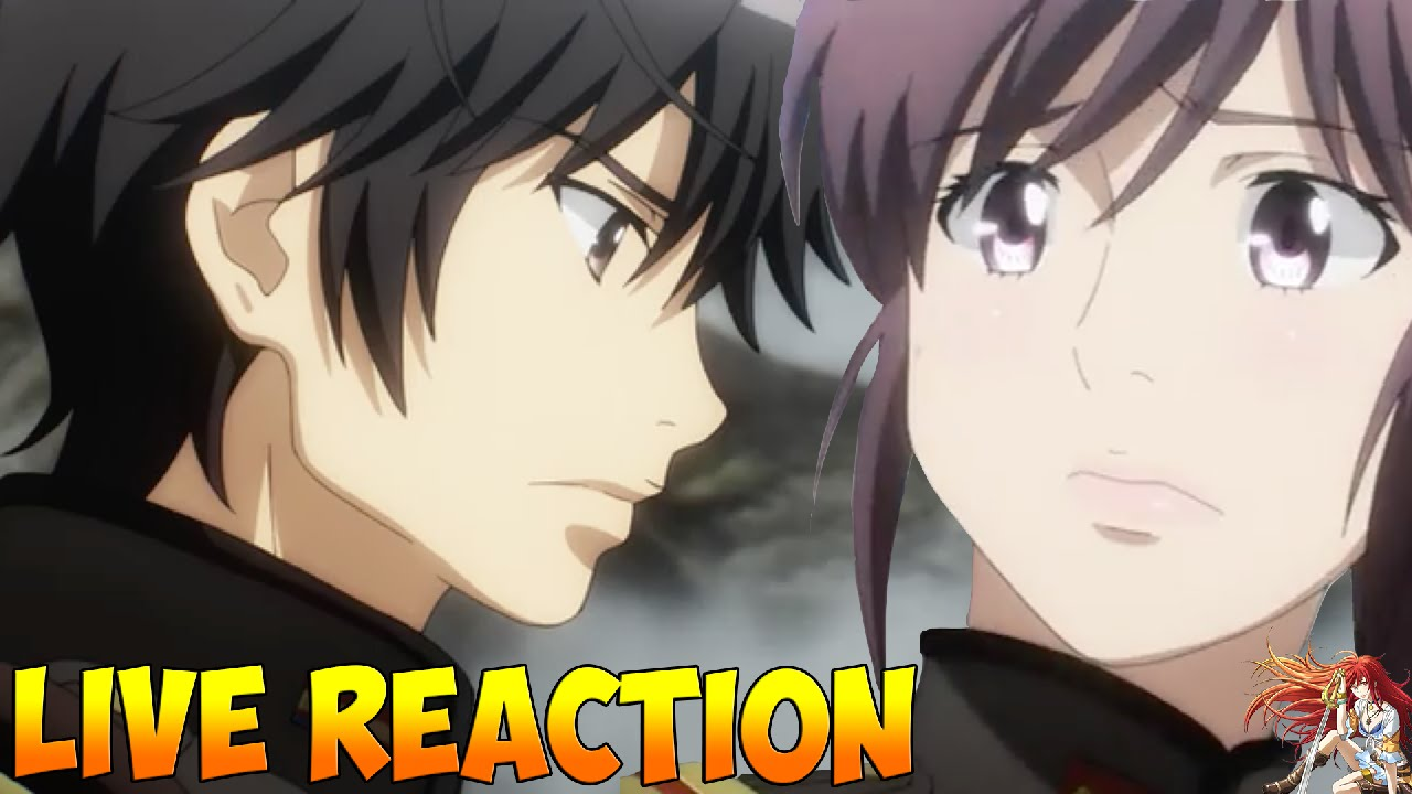 Nejimaki Seirei Senki Tenkyou No Alderamin Episode 8 Live Reaction