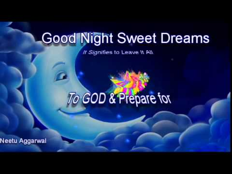 Good Night Sweet Dreams Have A Peaceful Night A Blessed Tomorrow