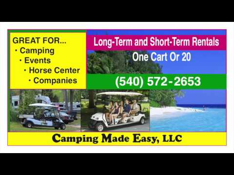 Camping Made Easy, LLC