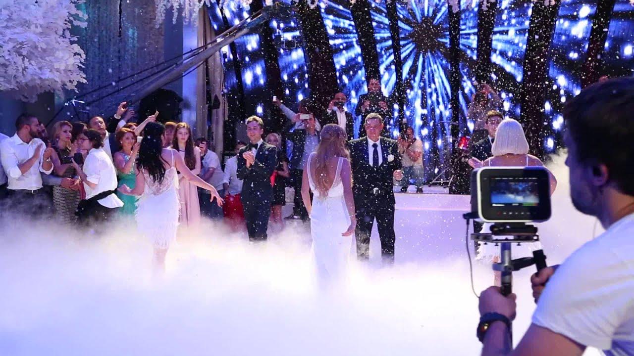 Танец ксении бородиной на свадьбе