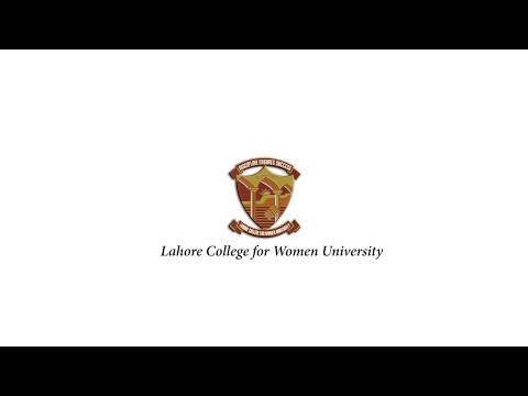 12th convocation Lahore College for Women University